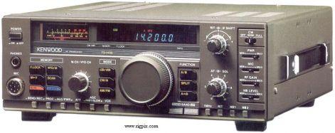 Ez a ts140s rádió a leg kedveltebb még mais cb sávba is megy 100w 61b14862d8